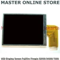 LCD Display Screen Monitor Kamera Fujifilm Finepix S2950 S4500 T300
