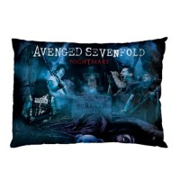 Sarung Bantal Custom Avenged Sevenfold 45x65 cm gambar 2 sisi #1507