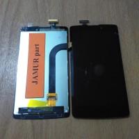 LCD OPPO R815/OPPO FIND CLOVER BLACK (fullset)