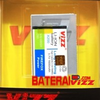 Battery Double Power Vizz Samsung X200 X-200 ( Ab463446bu ) 2250Mah