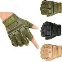 Jual Sarung Tangan Half Finger Mechanic Import Murah