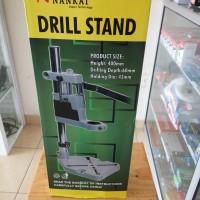 Dudukan Bor Drill Stand Bor Duduk Nankai