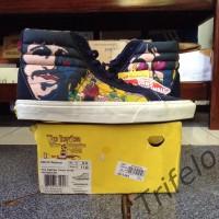 Jual Vans Sk8 High Reissue X The Beatles BNWB ORIGINAL 100% Murah