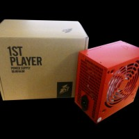 harga 1STPLAYER Gaming PSU Fire Dancing PS-250FD Peak Power 400W Tokopedia.com