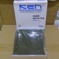 Filter Kabin / AC New Avanza, New Xenia. Hijau (anti bacteria)