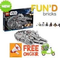 LEGO Star Wars 7965 : Millenium Falcon