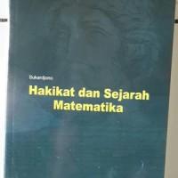 Hakikat Dan Sejarah Matematika edisi 1