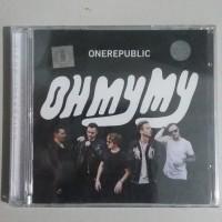 CD ORIGINAL ONE REPUBLIC - OH MY MY