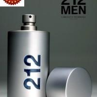 Parfum original parfum 212 men TERMURAH unbox 100ml btl ori ttp magnet