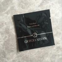 Giorgio Armani Fluid Sheer Sample