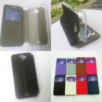 Cover Case Coolpad Roar A110  Flip Case Coolpad Roar A1 Diskon