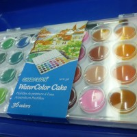 Simbalion Water Color 36 Colors