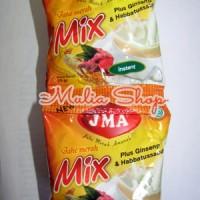 Jahe Merah MIX Amanah (JMA) Plus Ginseng dan Habbatussauda