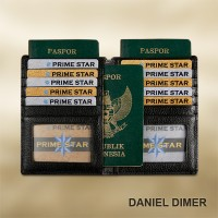 Jual DOMPET PASPOR / PASPORT / PASSPORT KULIT IMPORT - DANIEL DIMER DD-691 Murah
