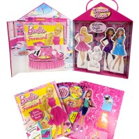BARBIE DOLL HOUSE - BARBIE WELCOME TO MY DREAM CLOSET