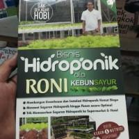 * Bisnis Hidroponik ala Roni Kebun Sayur oleh Roni Arifin