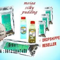 Jual MOIAA silky puding murah 500 gram - Chandra Cookies - Welcome Reseller Murah