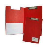 Clipboard /papan jalan A4 dengan cover Bantex free pen