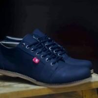 PROMO ! Sepatu pria casual santai kickers bastard low boot grade ori