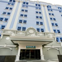 Voucher Hotel Singapore - Hotel 81 Star (Triple Room)
