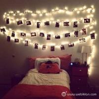 Jual Lampu Tumblr Led Dekorasi Kamar Yellow/ White / Lampu Tidur Hias Murah