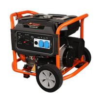 Genset Rumah Toko Portable HARGEN 5000 Watt Bensin Awet TERLARIS MURAH