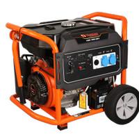 Genset Rumah Toko Portable HARGEN 7500 Watt Bensin Awet TERLARIS MURAH