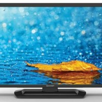 "LED TV SHARP 32"" AQUOS 32LE265 USB MOVIE GARANSI RESMI"