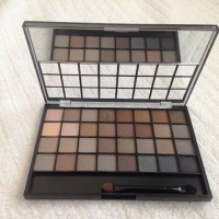 ELF Endless Eyes Pro Mini 32 Eyeshadow Palette #Natural
