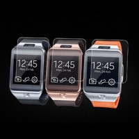 Screen Protector Shield Saver Film For Samsung Galaxy Gear 2