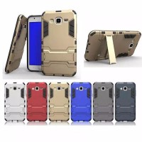 Samsung Galaxy J5 Ironman Series LIMITED casing cover armor keren