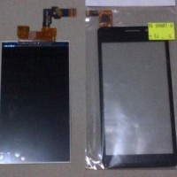 Harga lcd touchscreen white smartfren andromax u | Pembandingharga.com