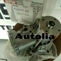 water pump pajero sport NPW japan