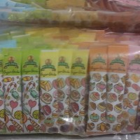 Gulaku gula pasir stick 125s x 8gr