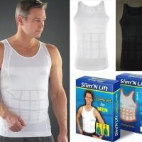 Super Slim Baju Dalam Pria | Slim n Fit For Man