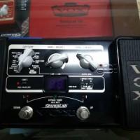VOX Stomplab SL2G (guitar effects) + adaptor