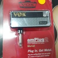 VOX Amplug 2 (Metal AP2-MT) for guitar