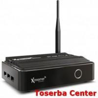 Xtreamer Sidewinder 4 Media Player + DVB-T2 - Black