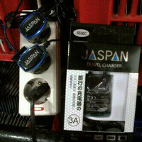 Jual Charger HP Jaspan 3A Baru   Charger Handphone Lengkap Murah