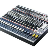 Murah !!! Soundcraft Efx 12 Audio Mixer 12 Channel Berkualitas