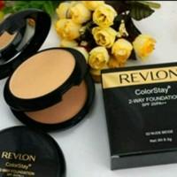 BEDAK REVLON COLOR STAY FOUNDATION EMAS Limited