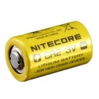 NITECORE CR2 Non-Rechargeable Lithium Battery 3V 1 PCS Limited