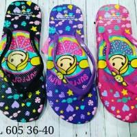 harga sandal surfer girl jepit karet nyaman Tokopedia.com