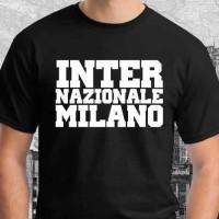 Kaos Inter Milan 8 CR Unisex, Raglan, Kids Ready