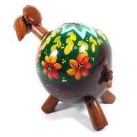 Celengan Batok Lukis - Shaun The Sheep - Motif B Limited