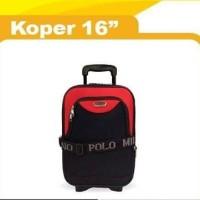 harga Tas Koper polo 16 Tokopedia.com
