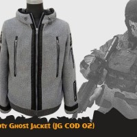 Jaket Anime Game Call Of Duty Ghost Cosplay Jacket (JG COD 02)