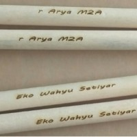 stick drum custom engrave (gravir)