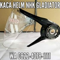 harga Kaca Helm Nhk Gladiator Tokopedia.com