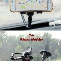 Jual Tempat HP Di Mobil / Car Phone Holder / Alat Bantu Untuk GPS Murah